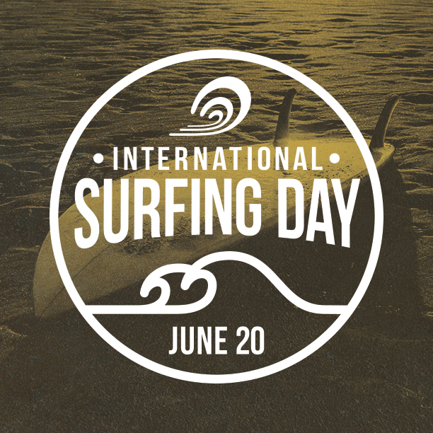 International Surfing Day- June 20th!